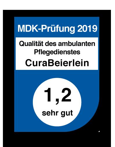 MDK Plakette 2019