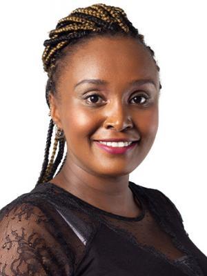 Carolin Wambui Schumacher Portrait