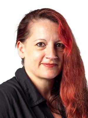 Manuela Meyer Portrait