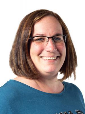 Melanie Thomys Portrait