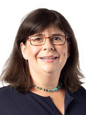 Nicole Zuck Portrait