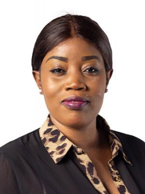 Senam Pascaline Igwe Portrait
