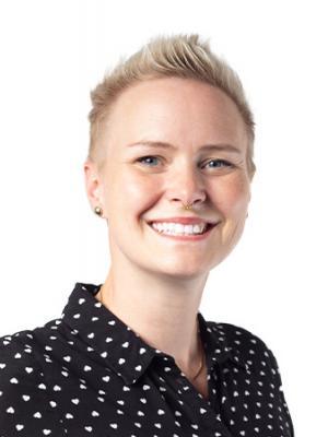 Susanne Sachs Portrait